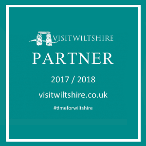 Visit Wiltshire Partner logo 2017 to 2018