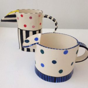Image of ceramics in Fisherton Mill Gallery