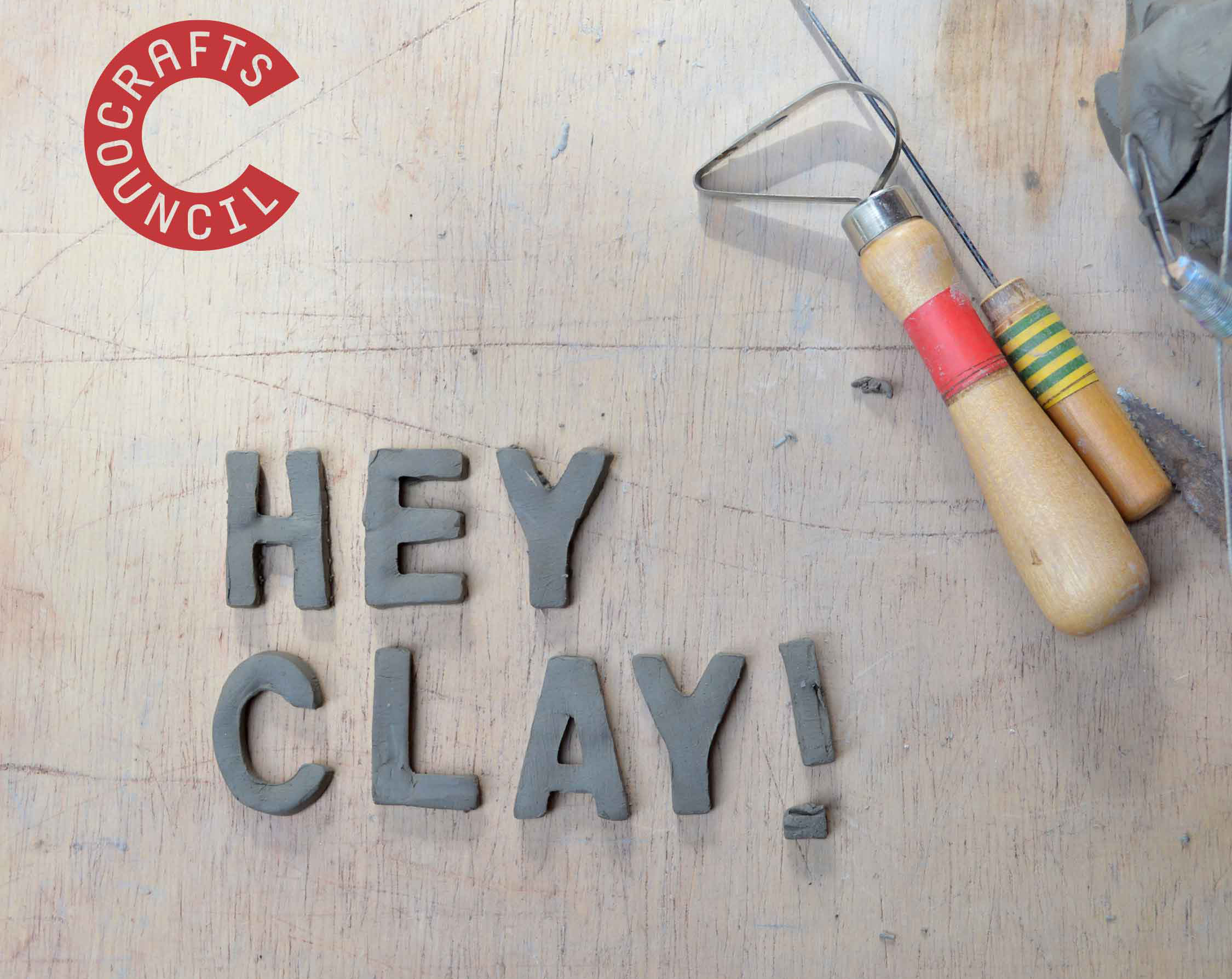 Hey Clay! 2018 publicity image 1
