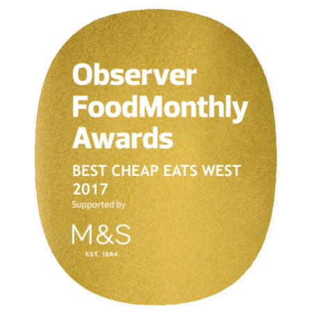 Fisherton Mill's OFMA Best Cheap Eats in the West Award image