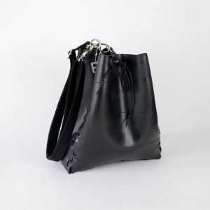 Reclaimed rubber bag from Reclaim Bags