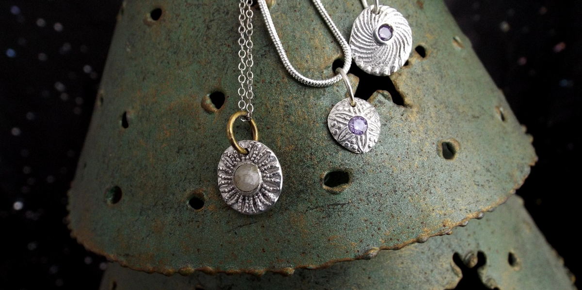 A very silvery Christmas - creating jewellery with silver clay - Fisherton Mill 15th December 2018