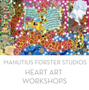 Manutius Forster Studios Workshops Image
