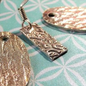 An introduction to Silver Clay - creating jewellery with silver clay - Fisherton Mill 19th January 2019