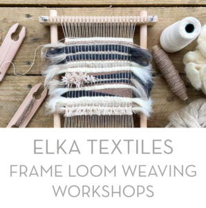 Elka textiles - weaving workshops